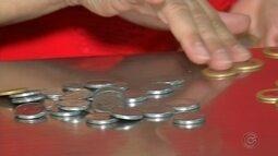 Pouca circulação de moeda atrapalha comerciantes da região de Itapetininga