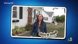 #InTodoCantoTemCearense: Silezia de Almeida é de Assaré e mora em Waterbury, nos EUA