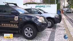 PF e Receita Federal deflagram operação em agência de publicidade e propaganda em Salvador