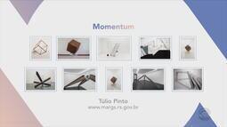 Confira a exposição 'Momentum', de Túlio Pinto