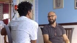 Aldri se conecta com a história de solidariedade e amor ao próximo de Irmão Gabriel