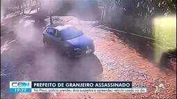 Polícia está perto de desvendar morte do prefeito de Granjeiro