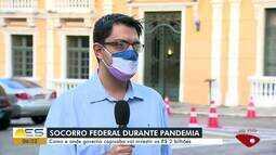Secretário de Estado da Fazenda detalha o destino do socorro federal durante a pandemia