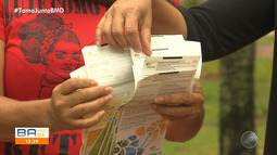Moradores do Costa Azul relatam prejuízos por causa da falta de energia na região