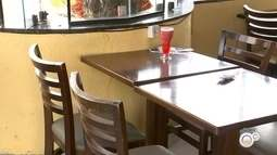 Clientes voltam a ser atendidos em restaurantes de Sorocaba