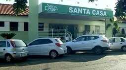 Santa Casa de Santa Fé do Sul tem 100% de ocupação nos leitos de UTI para Covid-19