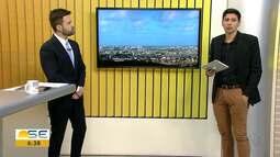 Felipe de Pádua conta como deve ficar o tempo neste início de semana