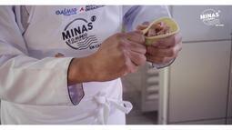 Argentina | Combo: 3 empanadas - Pizza Sur | Minas é o Mundo