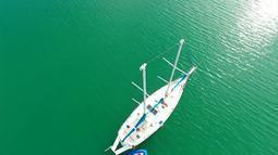 'Revista + Plugue' mostrou como é morar em um barco