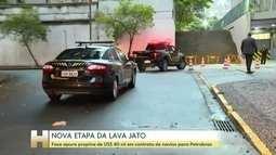 Lava Jato de Curitiba investiga pagamento de propina de US$ 40 mi em contrato da Petrobras