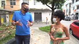 Associação Carnavalesca Mulheres de Areia arrecada doações para famílias com crianças