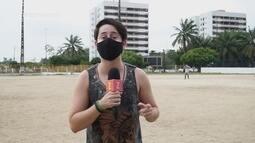 Bloco 02: Andy se diverte com a turma do Ultimate Frisbee