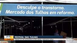 Festival Das Tulhas começa hoje (13) e vai até quinta-feira (15)