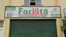 Serviços do Facilita continuam suspensos em Várzea Paulista