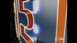 RPC 60 Anos: Assista à vinheta institucional da 'TV Paranaense' (1997)