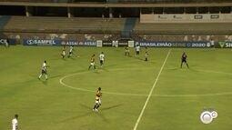 São Bento supera surto de Covid-19 e empata em disputa contra o Criciúma