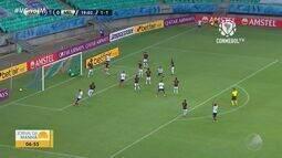 Bahia goleia o Melgar, do Peru, e se classifica para a próxima fase da Copa Sul-Americana