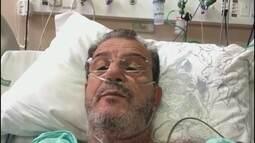 Prefeito de Araçatuba continua internado para tratamento da Covid-19