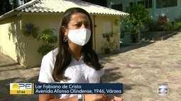 Moradores do Recife podem fazer cadastro no CadÚnico no Lar Fabiano de Cristo
