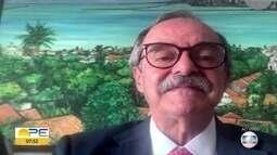 Secretário de Justiça fala sobre medidas restritivas em 63 cidades para conter Covid-19