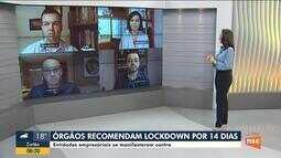 Covid-19: Colunistas da NSC falam sobre recomendação para fechamento em SC