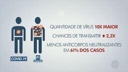 Reportagem mostra porque mudança no coronavírus pode ser tão perigosa