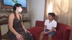 Programa mostra os desafios que a pandemia trouxe para as crianças