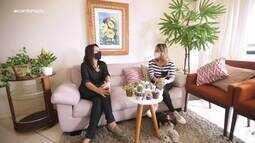 Carla Suzanne, repórter da TV Sergipe, revela paixão por plantas e dá dicas de como cuidar