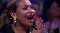 Gaby Amarantos relembra infância e se prepara para o 'The Voice Kids'