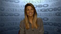 """Depoimento - Flávia Alessandra: A personagem Alzira, de """"Duas Caras"""""""