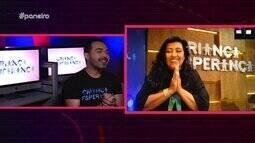 Bloco 01: Oyama fala sobre o 'Criança Esperança' com Regina Casé e Gil do Vigor