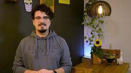 Dani Marchi mostra como editar um vídeo para o Se Liga Aí usando aplicativos de celular