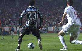 Melhores momentos: Internacional 2 x 2 Corinthians pela final da Copa do Brasil 2009