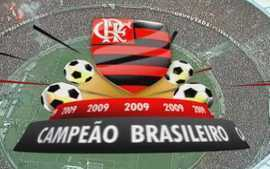 Confira a trajetria do Flamengo no Brasileiro 2009