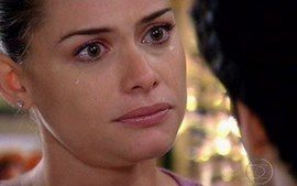 Luciana diz que seus sentimentos por Jorge mudaram