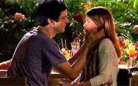 Miguel e Luciana dizem: – eu te amo!