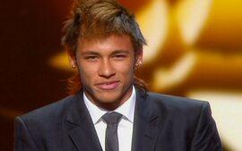 Neymar ganha título de gol mais lindo da temporada