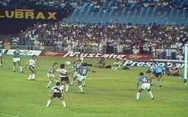 Ba do Esporte lembra semifinal entre Vasco e Grmio no Brasileiro de 1984
