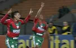 Os gols de Santos 1 x 3 Portuguesa pela 26 rodada do Campeonato Brasileiro