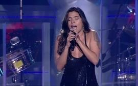 Nayra Costa  a ltima escolha do tcnico Lulu Santos no The Voice Brasil