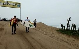 Ep 04 T2 - Punta Hermosa, Peru