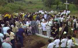 O Bem-Amado: Inauguração do cemitério de Sucupira