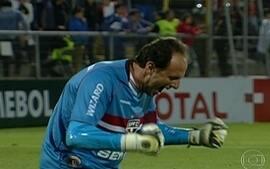 São Paulo vence e passa para as quartas de final da Copa Sul-Americana