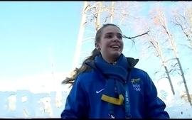 Isadora Williams é a primeira brasileira na patinação artística das Olimpíadas de Inverno