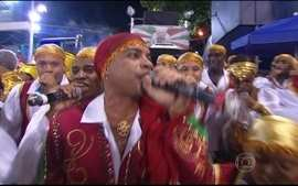 Confira o samba da Grande Rio