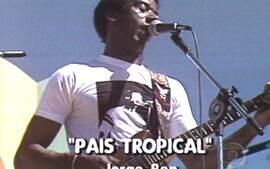 "Jorge Ben Especial: ""País Tropical"""