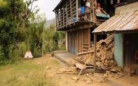 Terremoto no Nepal (2015)