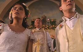 Cabocla - 2ª versão: Casamento de Zuca e Luís Jerônimo