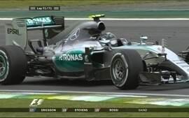 Os melhores momentos do GP do Brasil de Fórmula 1