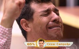 Big Brother Brasil 15: Cézar vence